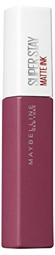 Maybelline New York Super Stay Matte Ink Lippenstift - flüssiger Lippenstift, bis zu 16 Stunden Halt, intensive & langanhaltende Farben, mattes Finish, Nr. 15 Lover, 5 ml