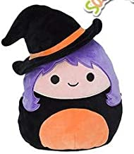 Squishmallow Kellytoy Halloween Squad 16 Inch Madeleine The Witch- Super Soft Plush Toy Animal Pillow Pal Buddy Stuffed An...