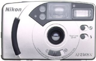 Nikon AF 240SV Kleinbildkamera