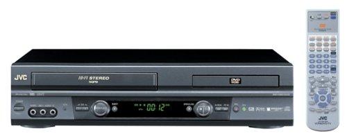 Lowest Prices! JVC HR-XVC20U Hi-Fi DVD-VCR Combo , Black