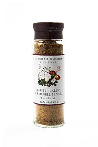 The Gourmet Collection Spice Blends - Gewürzmischung - Gerösteter Knoblauch & rote Paprika