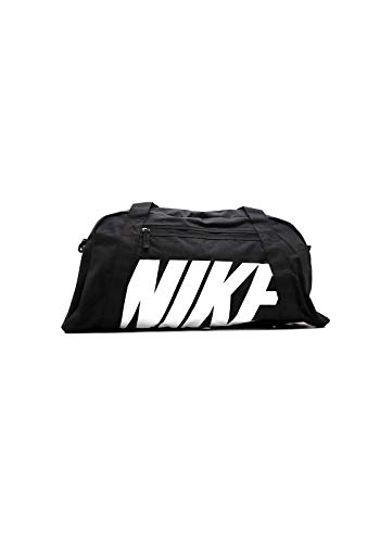 Nike Gym Club Unisex Sports Bag Obsidian / Obsidian / Metallic Gold One Size