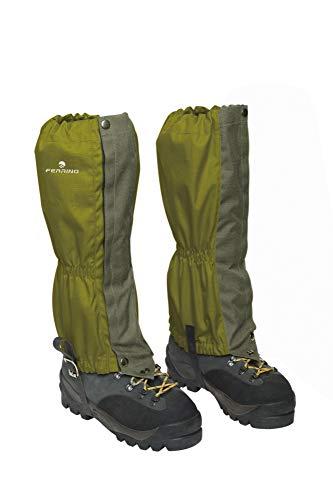 Ferrino 77310HVV.1SIZ Zermatt Gaiters Army (Set), Adultes Unisexe, Taille Unique
