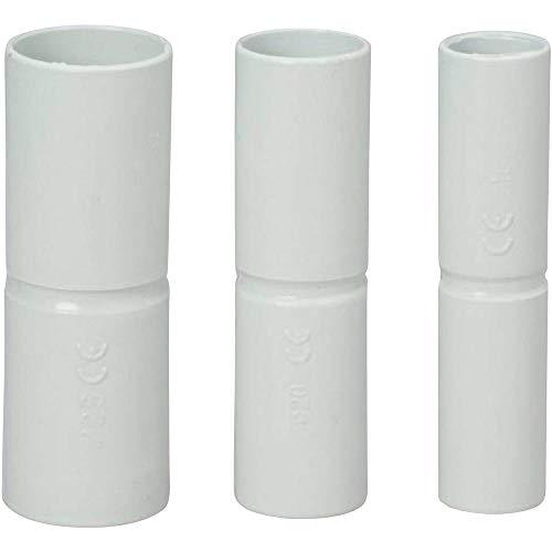 Preisvergleich Produktbild Heidemann 13188 Muffe EN25 Grau 5 St.