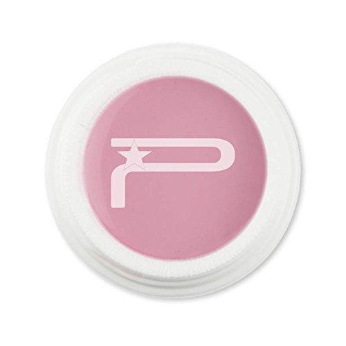 Gel UV rosa puro Base color 5ml reconstrucción uñas Media consistenza Número 80