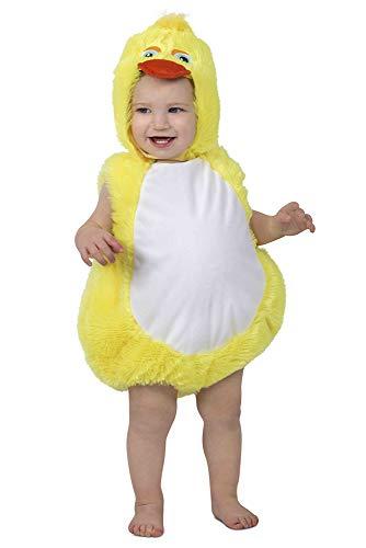Arca de Noe - Disfraz Patito Ducky infantil, T (Rubie's 701661-T)