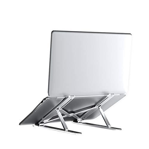 Explosiva Soporte del Ordenador portátil de Escritorio de elevación elevación Armazón Plegable Soporte de disipación de Calor Ajustable portátil