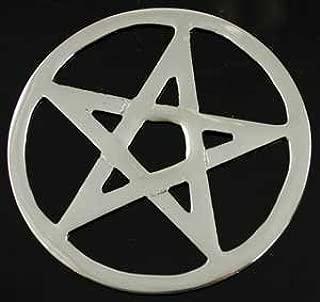 """1 X Small Pentagram Altar Tile 2 3/4"""" (RPEN3) -"""