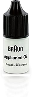 Braun Shaver and Appliance Oil