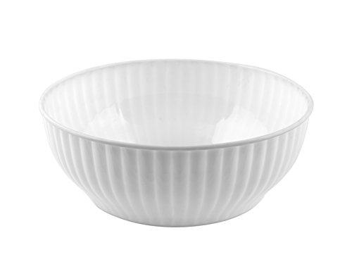 Sss 3788200 Saladier MOPLEN, 26 cm, Blanc