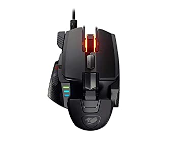 Cougar 700M EVO 16000 DPI Optical Gaming Mouse  Sensor  Pixart PMW3389  with Adjustable Palm Rest Weights and 8 Fully Configurable Buttons