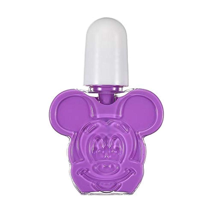 費やす出発する間違えたディズニーストア(公式)ネイルカラー ピールオフ ミッキー パープル Gummy Candy Cosme
