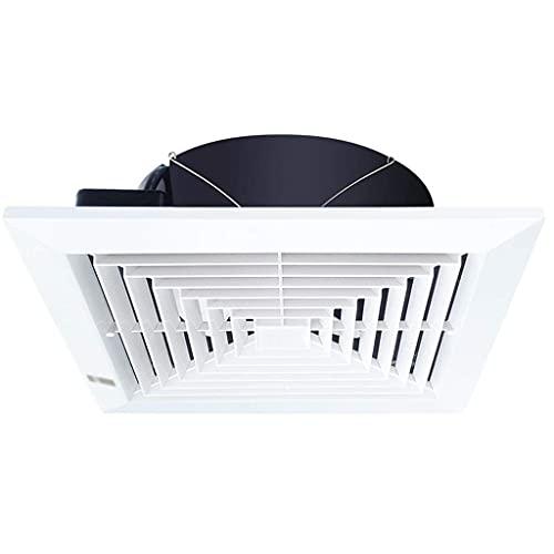 Extractor De Aire, Extractor Cocina Ventilador de efecto invernadero, ventiladores para el hogar Ventilador de escape Ventilador de ventilación del hogar Ventilador de ventilación de 10 pulgadas, vent