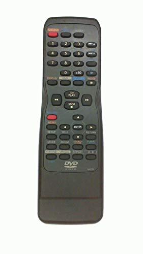 Audiovox Sylvania DVD/VCR Combo Remote NA270 NA220 Supplied with models: AUDIOVOX: AXWD2002 AXWD2003 EMERSON: CEDV800D EWD2003 EWD2202 EWD2203 SYLVANIA: DVC800CC CDVC800D CDVC800P DVC850C DVC860D DVC880D RSDCD2203 SSD800 SSD803 SYMPHONIC: WF802 CWF803 SD7S3 WF803 DURABRAND: DCD2203