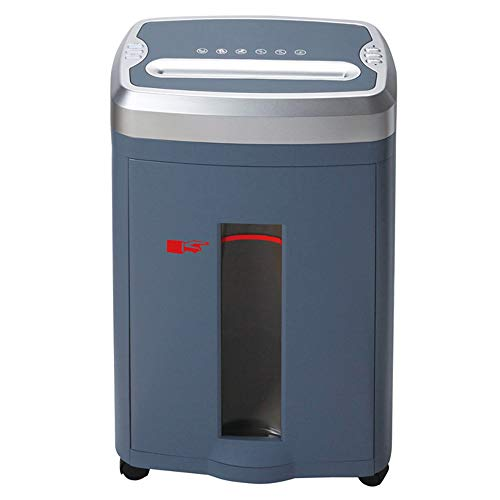Great Price! Shredder Electric Office Use Confidential 18 Liter Capacity Mute Used to Smash Paper/Fi...