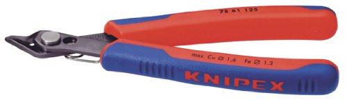 Draper Expert 12306 Knipex Elektronik Super-Knips aus Federstahl, 125mm