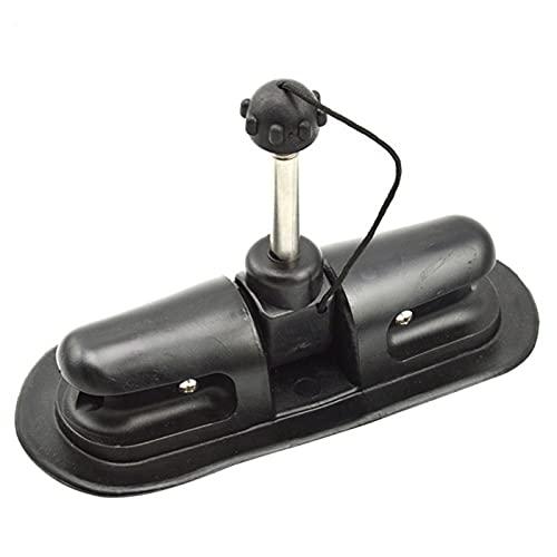 Accesorios de fijación de Remo Paddle candado Inflable Kayak Kayak Lock Lock Rowlock Oar Ganchos Corbata Apagado Parche Anclaje Soporte Barco Accesorios Kayak, Luya Accesorios para Barco Oar Holder