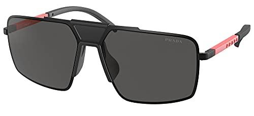 Prada Gafas de sol deportivas PS 52XS, matte black, 70E