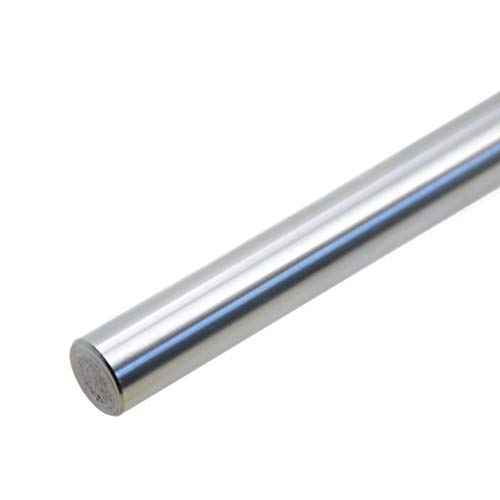 """Case Hardened Chrome Plated Linear Mo ReliaBot 2PCs 8mm x 300mm .315/"""" x 11.81/"""""""