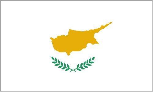 Zypern Flagge 150cm x 90cm