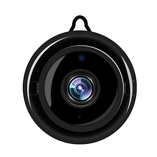CHENPENG Mini cámara espía 1080P, cámara Web WiFi HD, con visión Nocturna de la aplicación del teléfono, para el hogar, el automóvil, la Oficina en Interiores y Exteriores