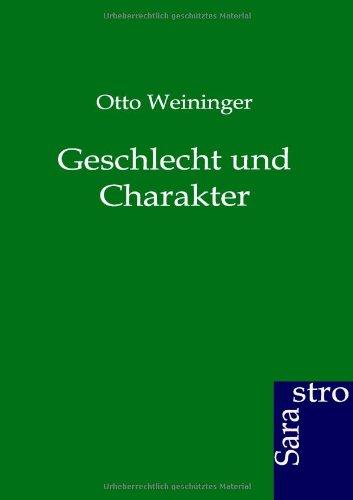 Geschlecht und Charakter