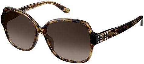 Juicy Couture Women s JU592 s Square Sunglasses KHAKMLKHV 57 mm product image