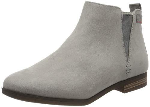 s.Oliver Damen 5-5-25300-24 Chelsea Boots, Grau (Grey Comb 201), 40 EU