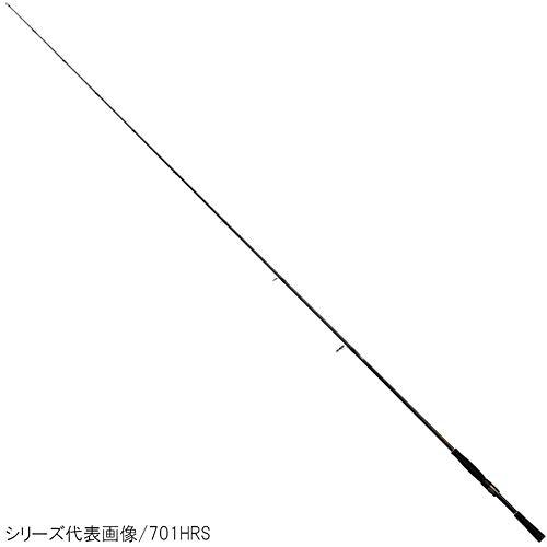 ダイワ(DAIWA) バスロッド リベリオン 681ULXS-ST 釣り竿