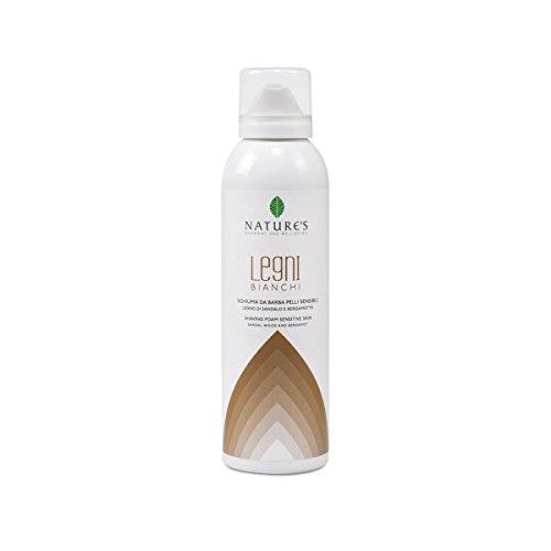 BIOS Line bois blancs Natures mousse à raser – 500 ml