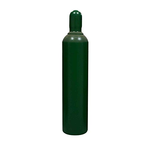 80 cu/ft Oxygen Welding Gas Cylinder Tank CGA 540 - EMPTY