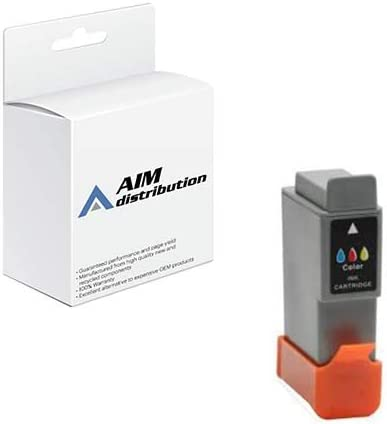 AIM Compatible Replacement for Canon BCI-24 Color Inkjet (6882A003AA) - Generic