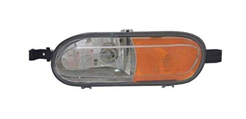 TYC 18-6108-00 Buick Rainier Left Replacement Side Marker Light