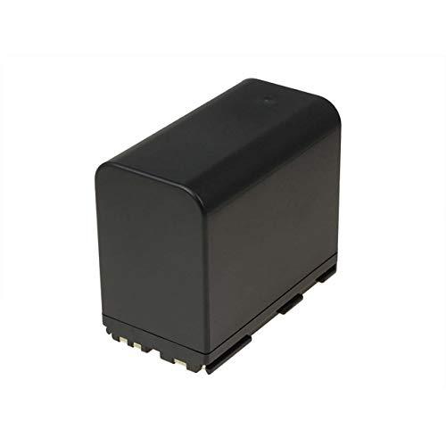 Powery Batería para Canon XL2 Body Kit (Profesional) 7500mAh