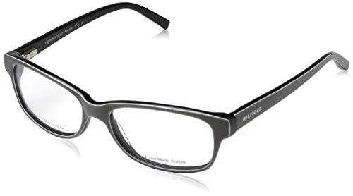 Tommy Hilfiger Brillengestelle TH 1018 Monturas de gafas, Gris (Gr), 52.0 Unisex Adulto