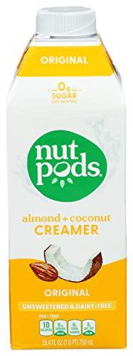 NUTPODS Almond + Coconut Creamer, 25.4 FZ