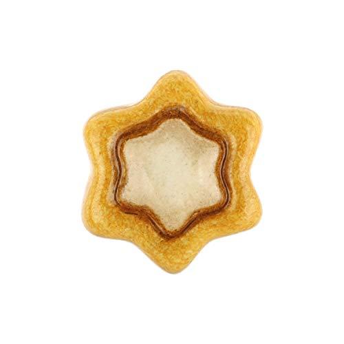 THUN ® - Orecchino Singolo Basic Stella - Ceramica -
