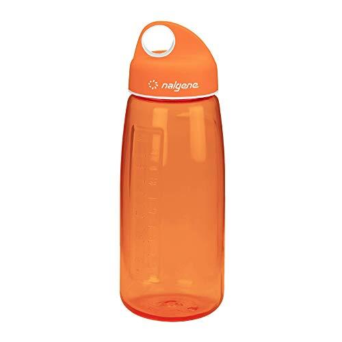 Nalgene Uni Kunststoffflasche Everyday N-Gen Trinkflasche, Orange, 0.75 Liter