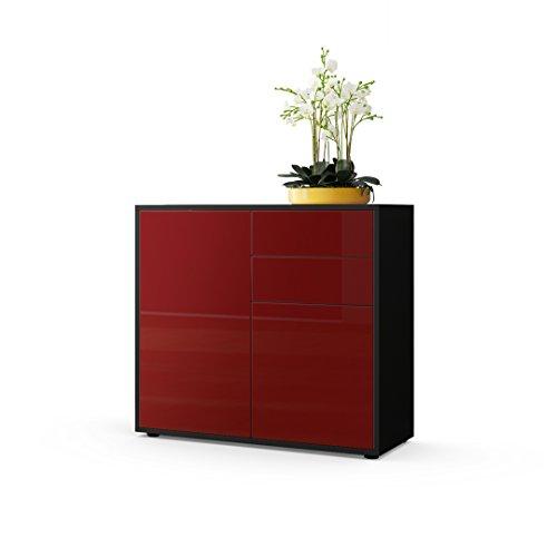 sideboard rot weiß