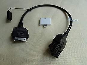 FidgetFidget Aux Cable for Nissan Sentra Titan Versa iPhone 5 5S 6 Plus 284H2-ZT50A Generic