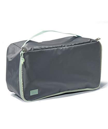 BUILT(ビルト) トラベルシューズケース グレー トラベル パッキング 旅行 旅 収納 衣類 スーツケース コンパクト 収納バッグ 持ち運び バックパック 4507