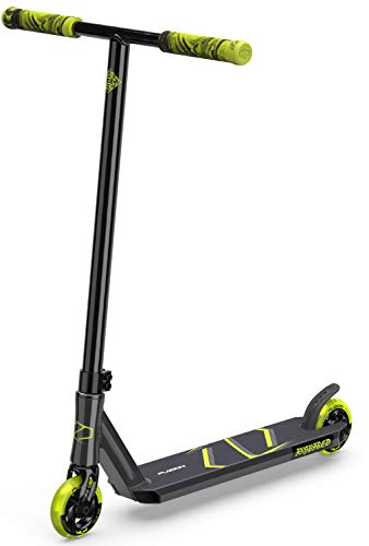 Fuzion Z250 SE Pro Scooters - Trick Scooter - Intermediate and Beginner Stunt Scooters for Kids 8 Years and Up, Teens and Adults – Durable Freestyle Kick Scooter for Boys and Girls (SE Grey)