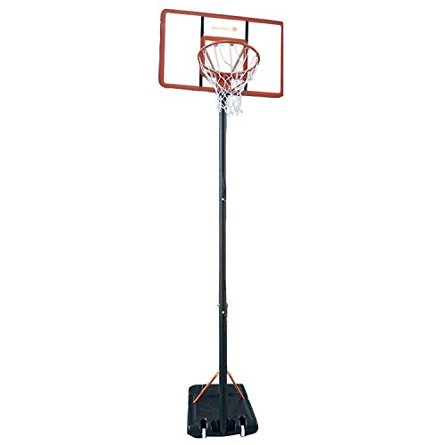 Photo of BEE-BALL Champion ZY-017 Large Professional Backboard Adjustable Basketball Stand, Portable Basketball Hoop: 2.65 – 3.05m (NBA Full Height)