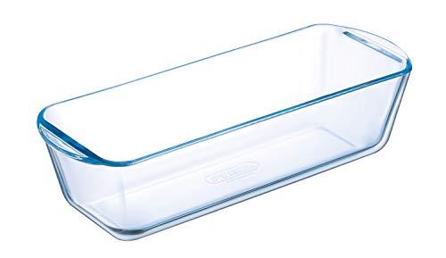 Pyrex Prep & Bake Glass Loaf Dish - High Heat Resistance Borosilicate Glass - 28.2 x 11.8 x 7.5 cm, 1.5 litres