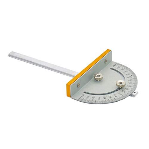 Zimmermann Winkelmesser DIY Holzbearbeitungsmaschinen Winkel Lineal Mini-Tischkreissägen Router Gehrungsfugenlehre