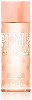 Victoria's Secret Pink Sun Kissed Body Mist Travel Size 2.5 Oz