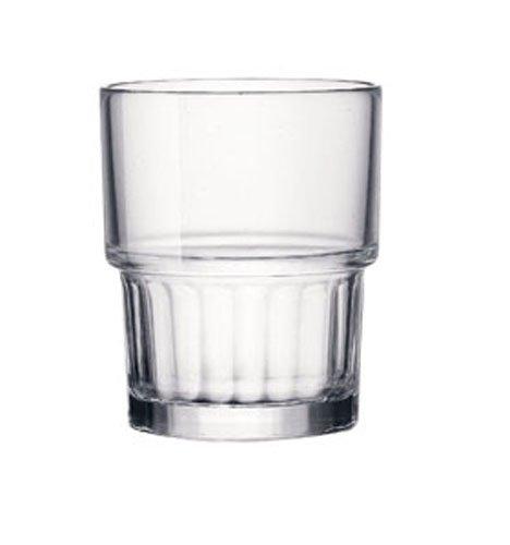 Bormioli Rocco Lyon verre à eau 160ml, empilable, trempée, 6 verre