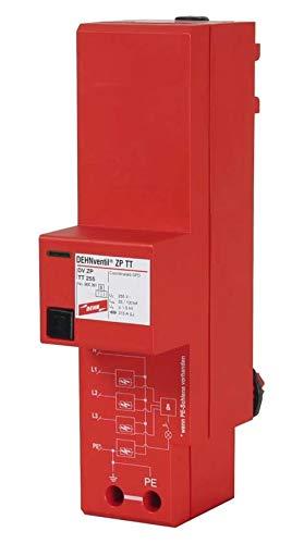 Dehn 900391Kombinierte Ableiter ventil-zp-tt-255