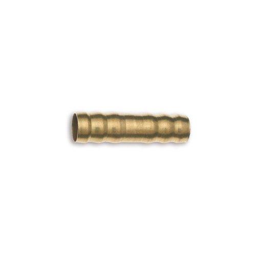 Schlauchverbindungsröhrchen Messingblech 7/8 Zoll / 22 mm / Verbindungsröhrchen / Schlauchröhrchen / Röhre / Messingröhrchen