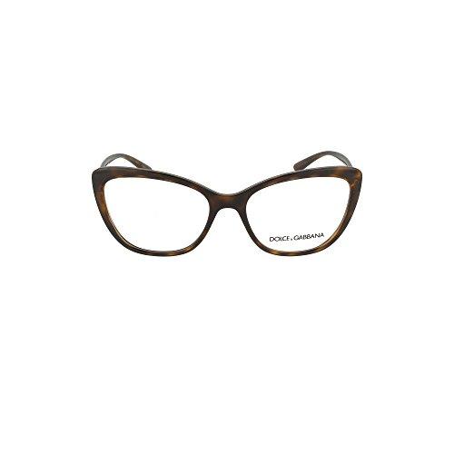 Eyeglasses Dolce & Gabbana DG 5039 502 HAVANA, Lens-54 Bridge-17 B-42.9 ED-60.7 Temple-140